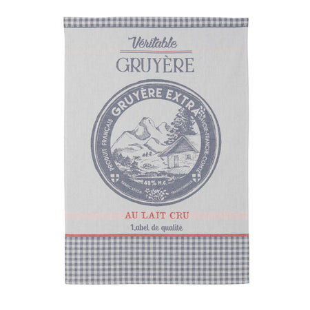 Coucke Veritable Gruyère Tea Towel - Lothantique Canada