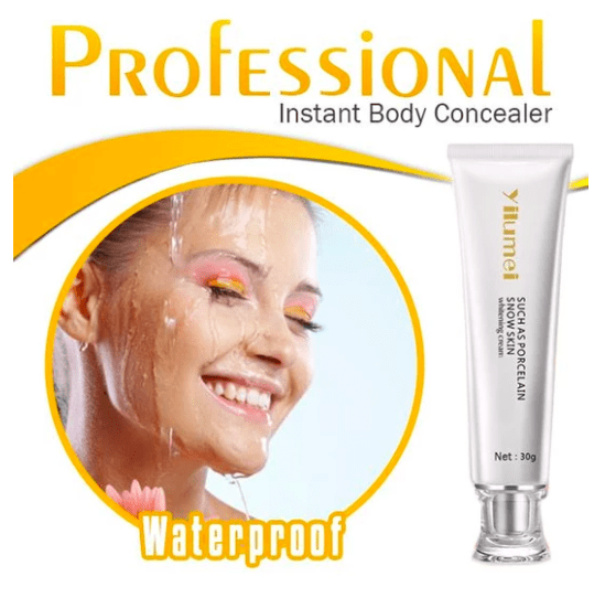60% OFF TODAY ONLY- Professional Instant Body Concealer