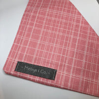 """Pretty In Pink"" SFB Bandana"