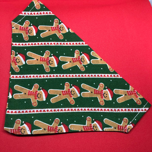 Gingerbread Man Bandana