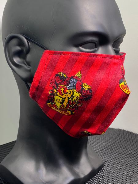 Harry Potter Gryffinfor LIMITED EDITION Face Covering