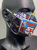 Star Wars Comic Book LIMITED EDITION Face Covering