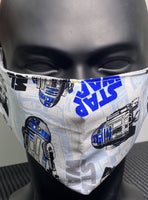 Star Wars R2-D2 LIMITED EDITION Face Covering
