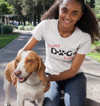 Crazy Dog Lady - Ladies Premium T-Shirt