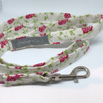 """Kiss From A Rose"" Dog Lead"