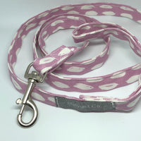 """Paint on Pink"" Dog Lead"