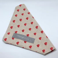 """Unconditional Love"" Dog Bandana"
