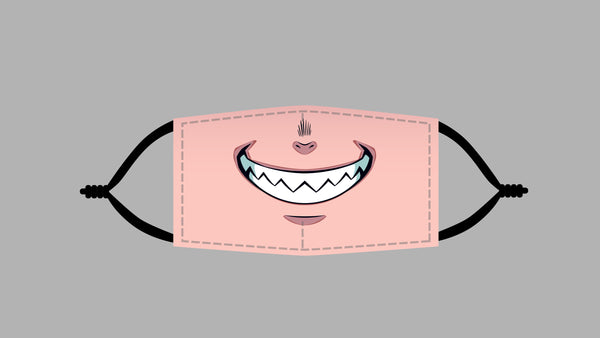 Demon Smile Mask