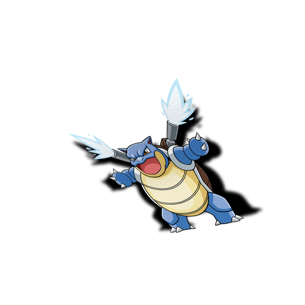 Blastoise Sticker