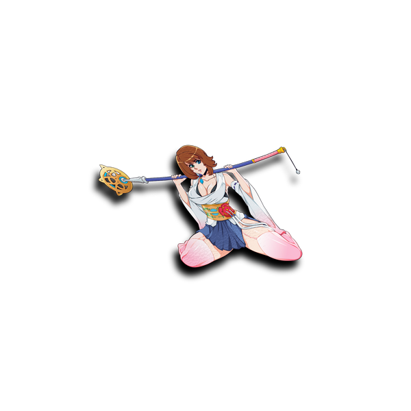 Yuna Waifu Sticker