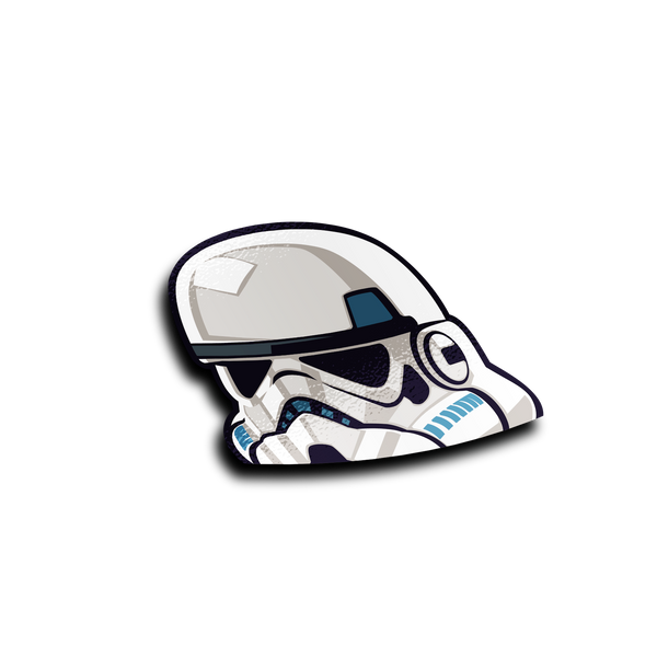 Clone Peeker Sticker