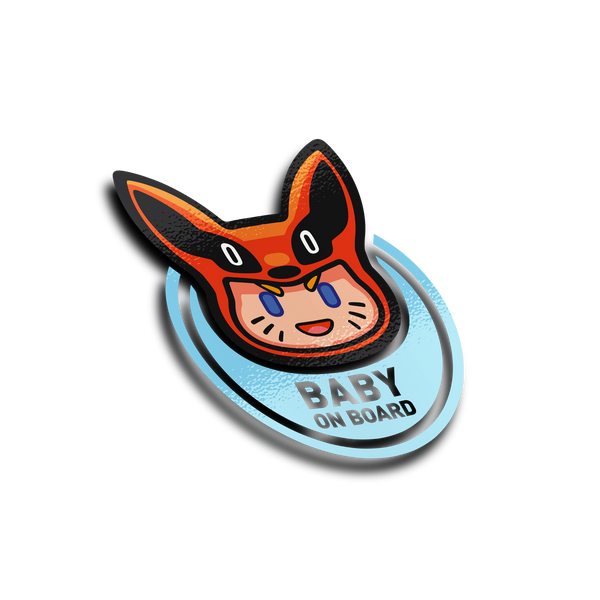 BABY ON BOARD - Boi Medium
