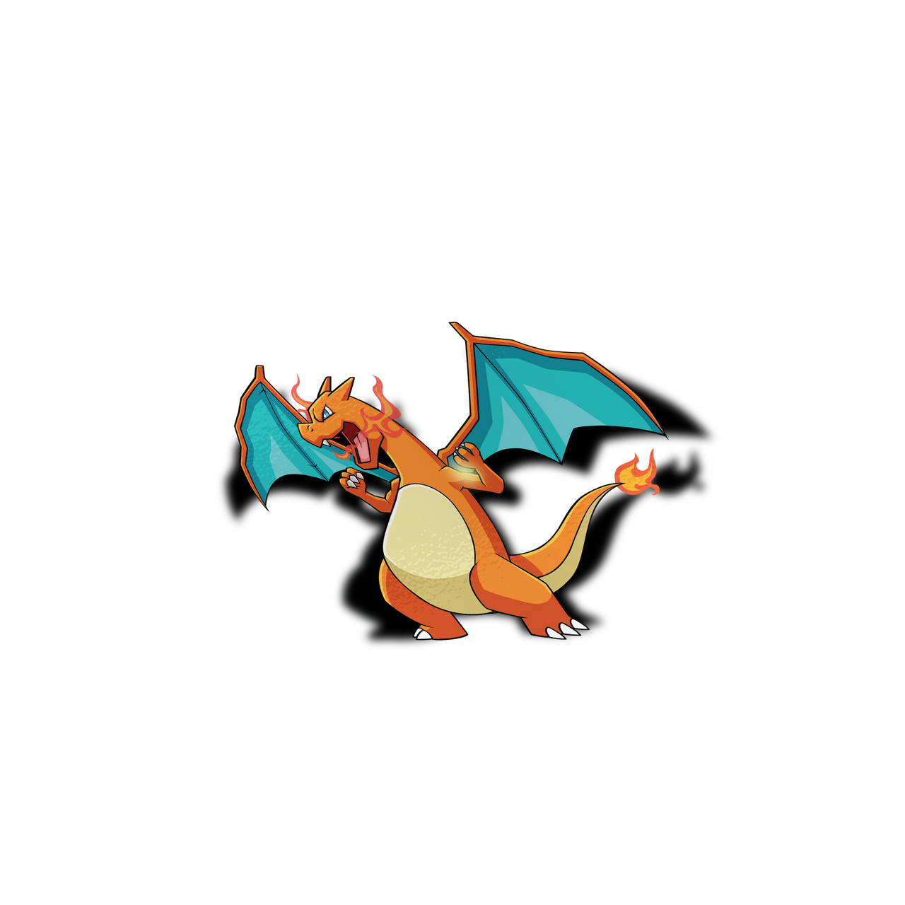 Charizard Sticker