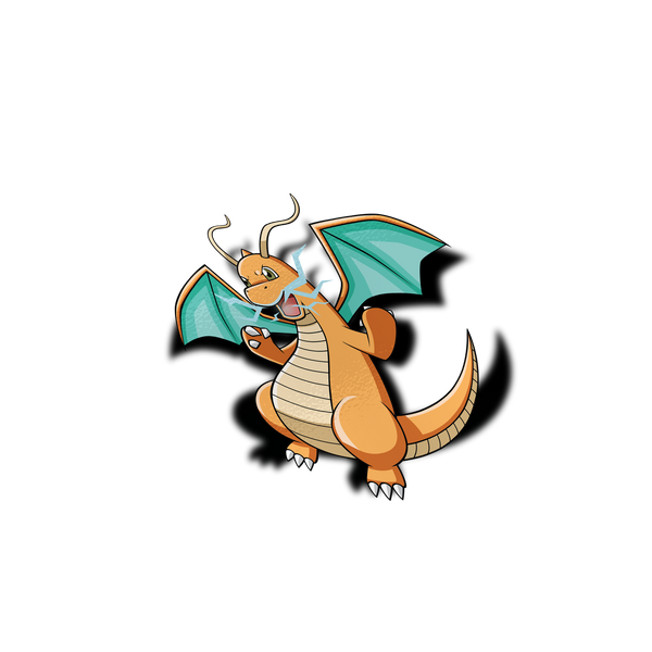 Dragonite Sticker