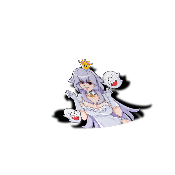 Booette Peeker Sticker