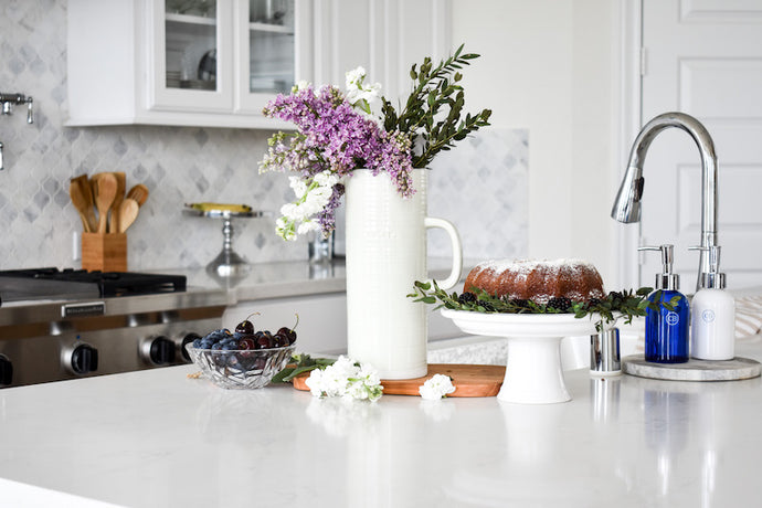 How to Create a Fresh Flower Arrangement in a Few Simple Steps