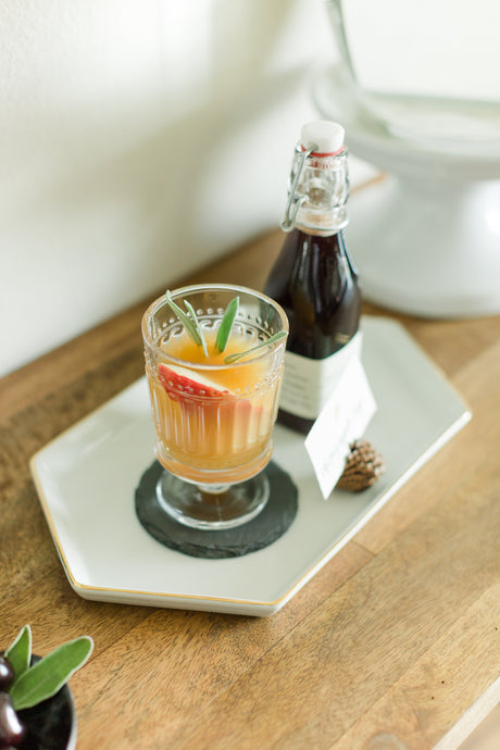 Crisp and Delicious Apple Cider Cocktail