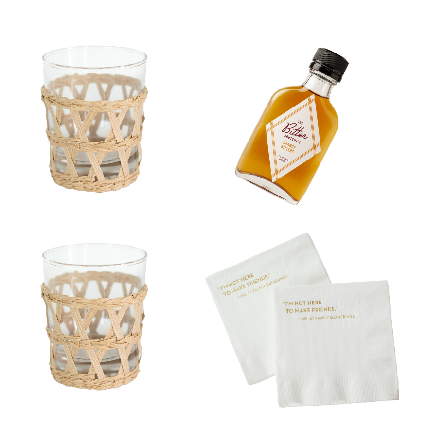 Gift Bundle: Home Bartender