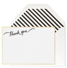 Letterpress Thank You Cards (6)