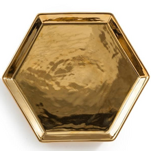 Load image into Gallery viewer, Hexagonal Serving Tray - Final Sale