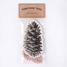 Load image into Gallery viewer, Pinecone Gift Tags - Final Sale