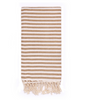 Turkish Cotton Towel - Beige