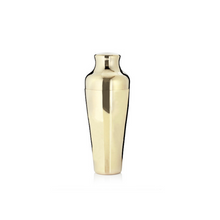Load image into Gallery viewer, Gold Plated Cocktail Shaker - Final Sale