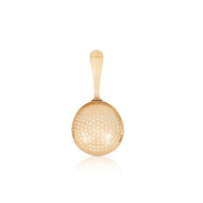 Gold Plated Strainer