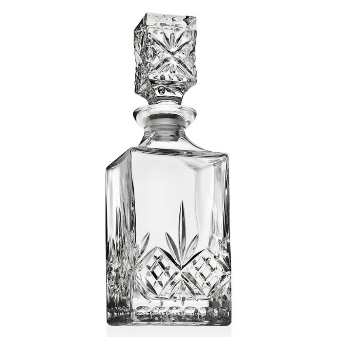 Petite Crystal Decanter