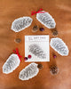 Pinecone Gift Tags - Final Sale