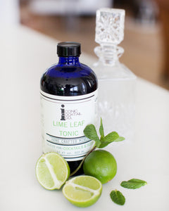 Lime Tonic Soda & Cocktail Mixer