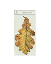 Load image into Gallery viewer, Oak Leaf Table Decor (12)