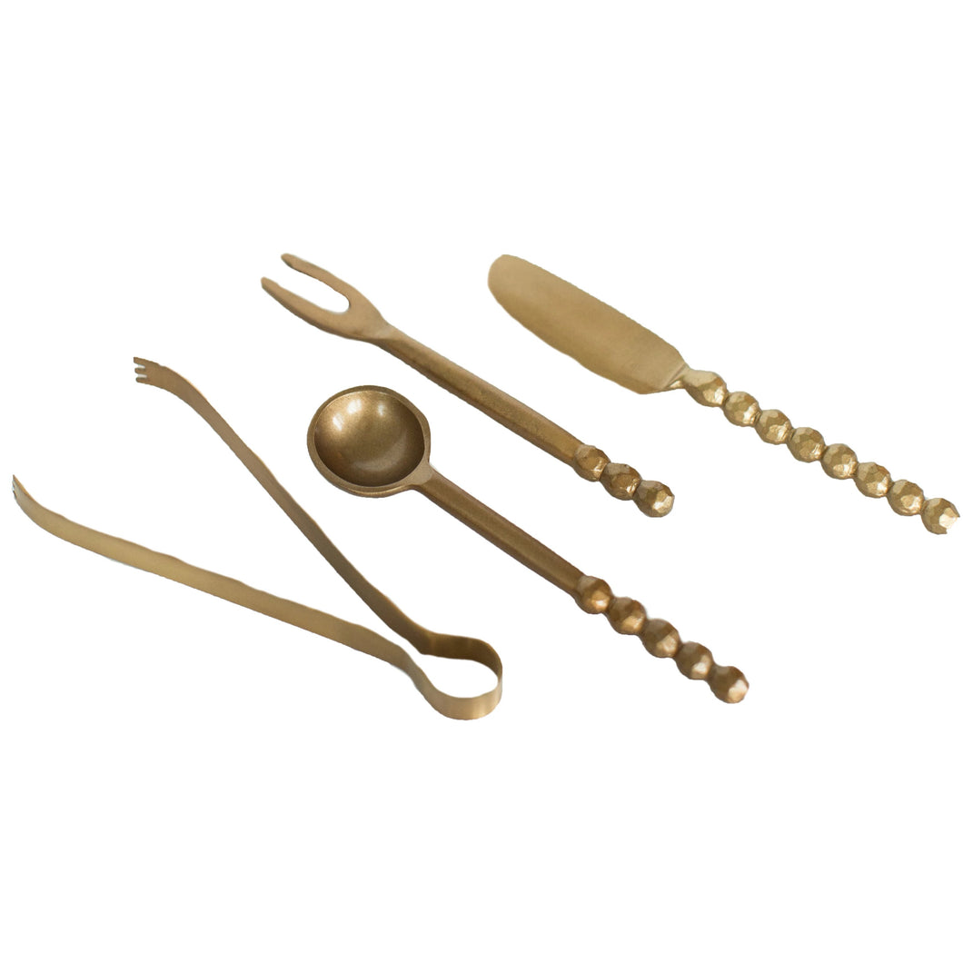 Four Piece Mini Serving Set - Final Sale