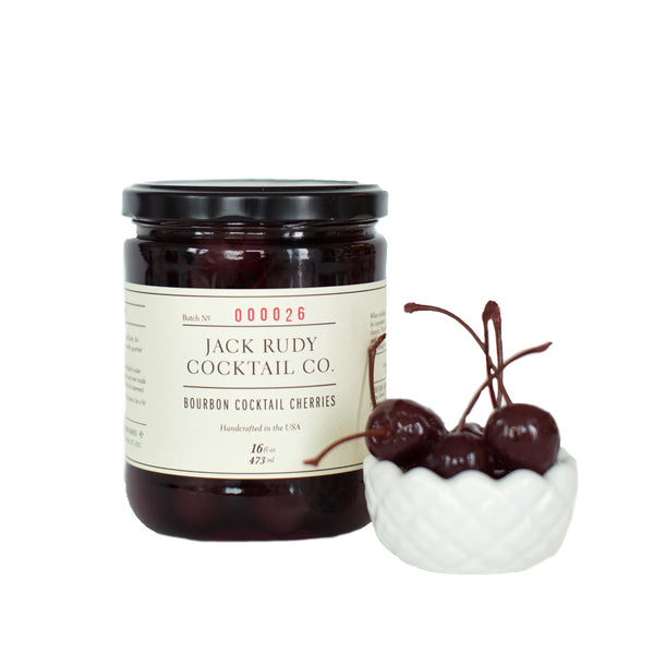 Bourbon Cocktail Cherries