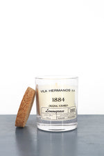 Vela vegetal LEMONGRASS