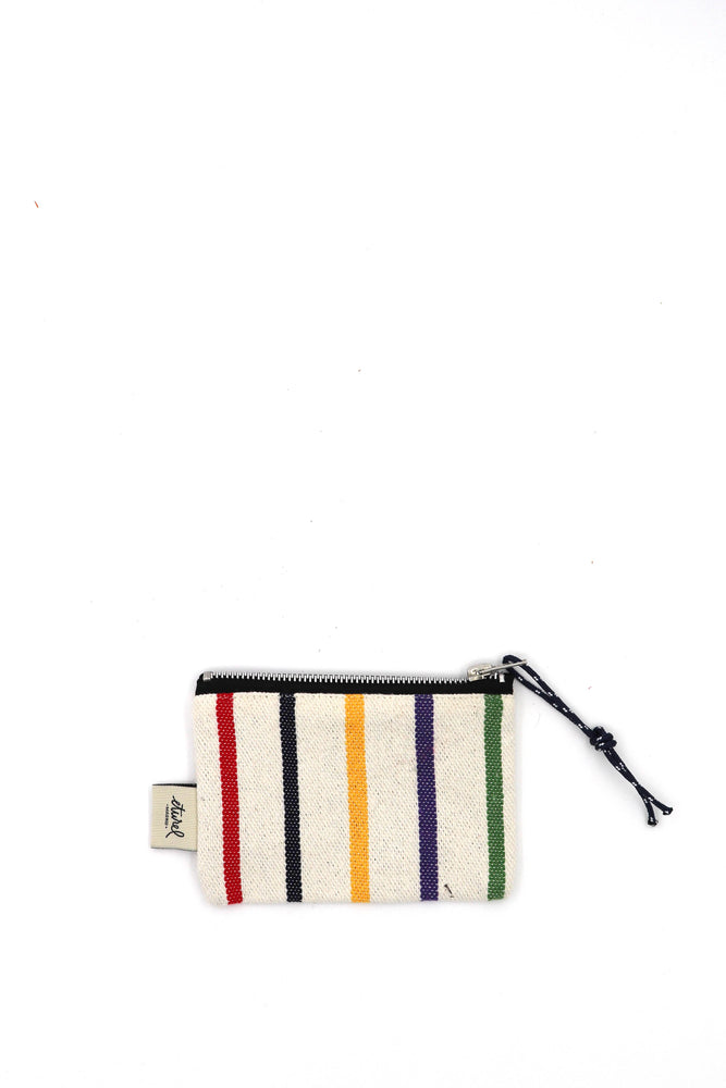 Monedero Loneta Rayas Colores