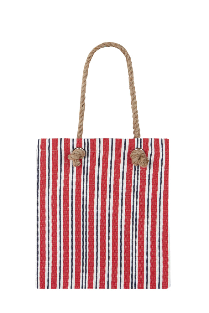 Bolso rectangular Loneta Roja