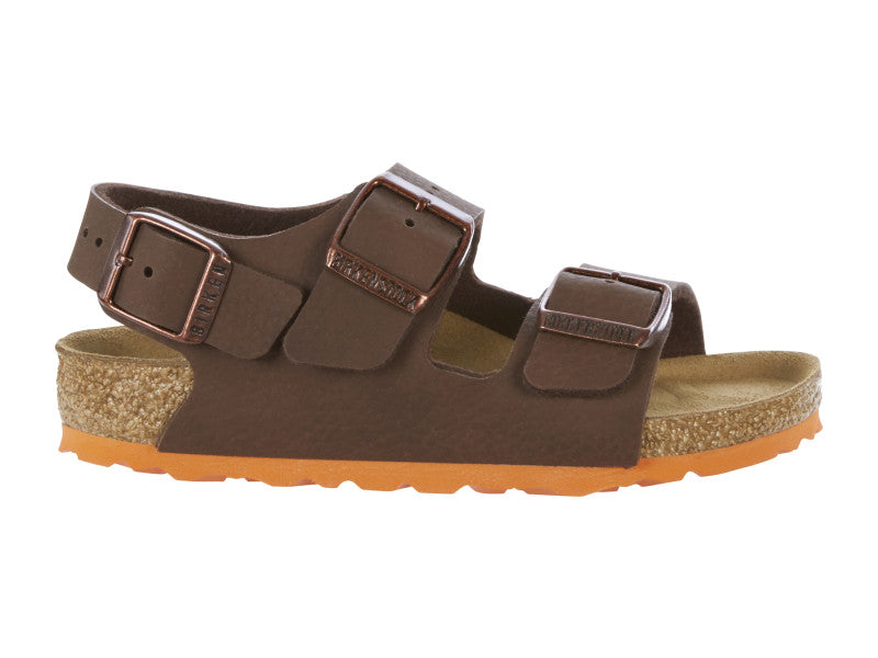 Birkenstock Desert Soil Brown Milano Kids