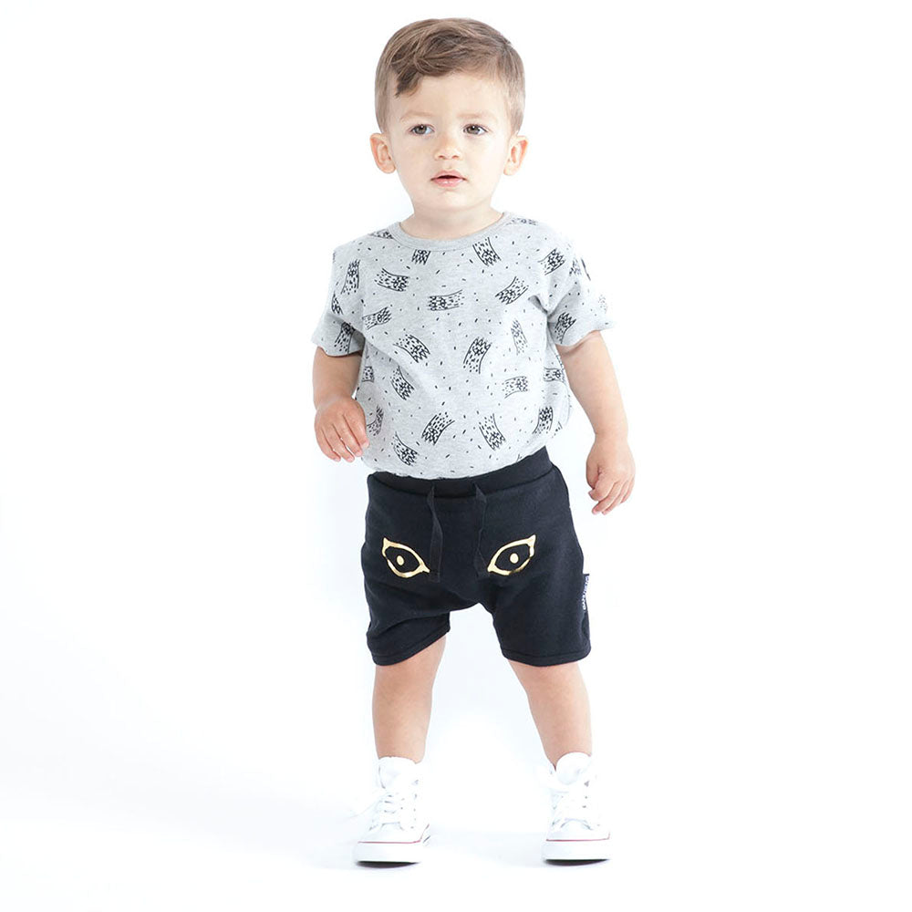 Organic Baby Cat Eyes Shorts
