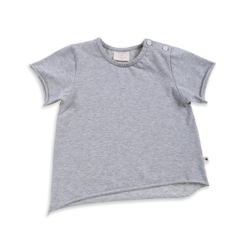 Lindy Rama-Ellis Edgy Tee Grey