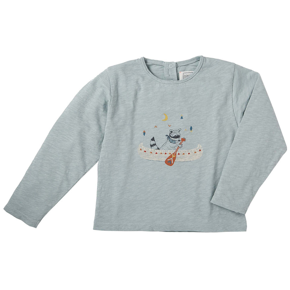 Pirogue Long Sleeve Tee