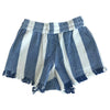 Pixie Shorts - Hamptons Stripe