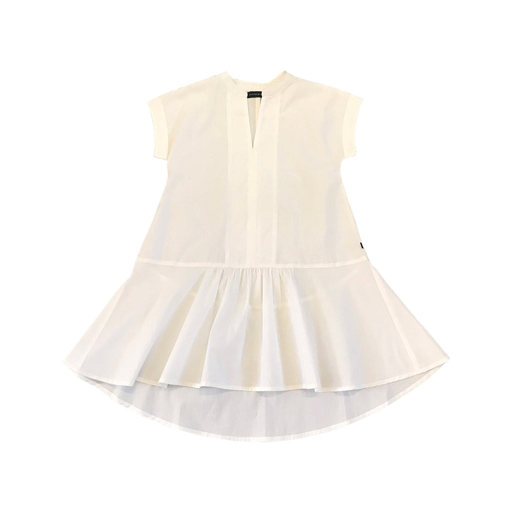 Bowie Dress - White