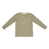 Sunday Long Sleeve Tee - Grass