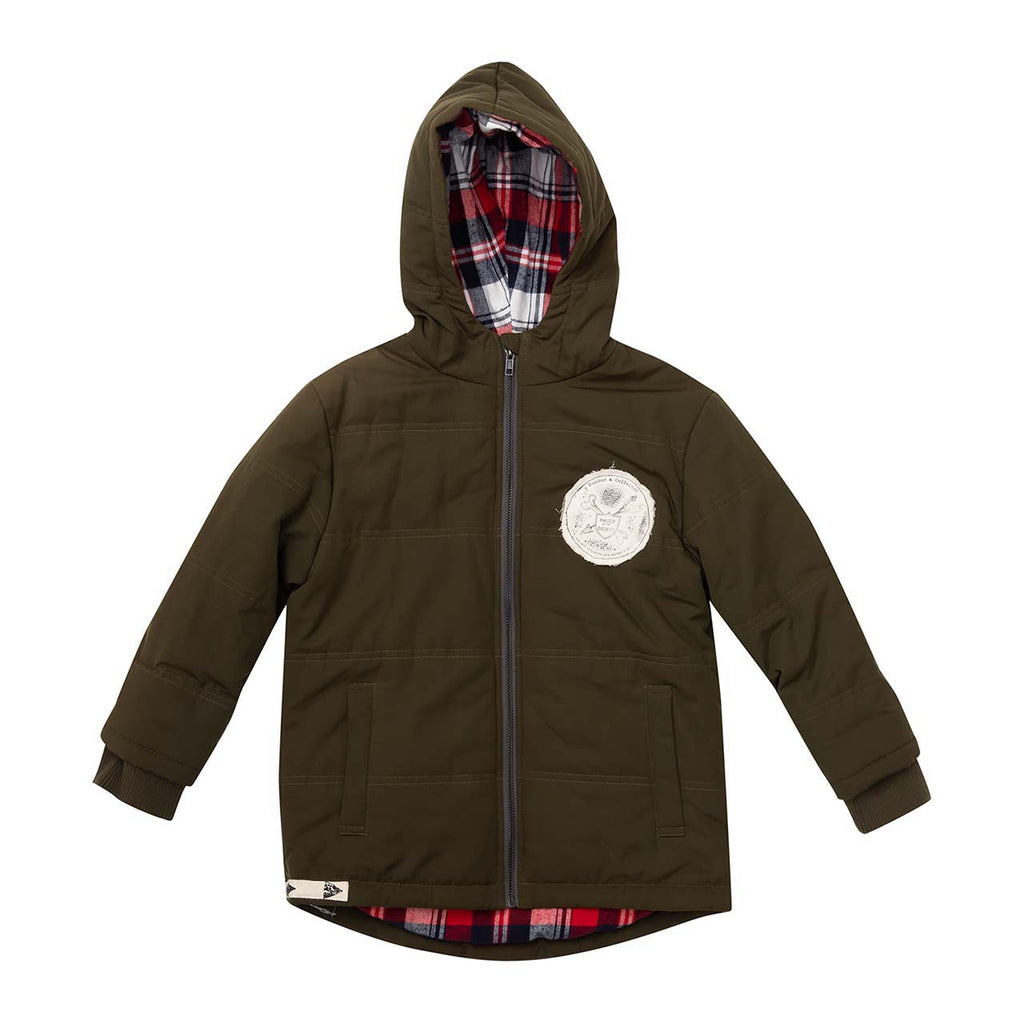 Boston Jacket - Green
