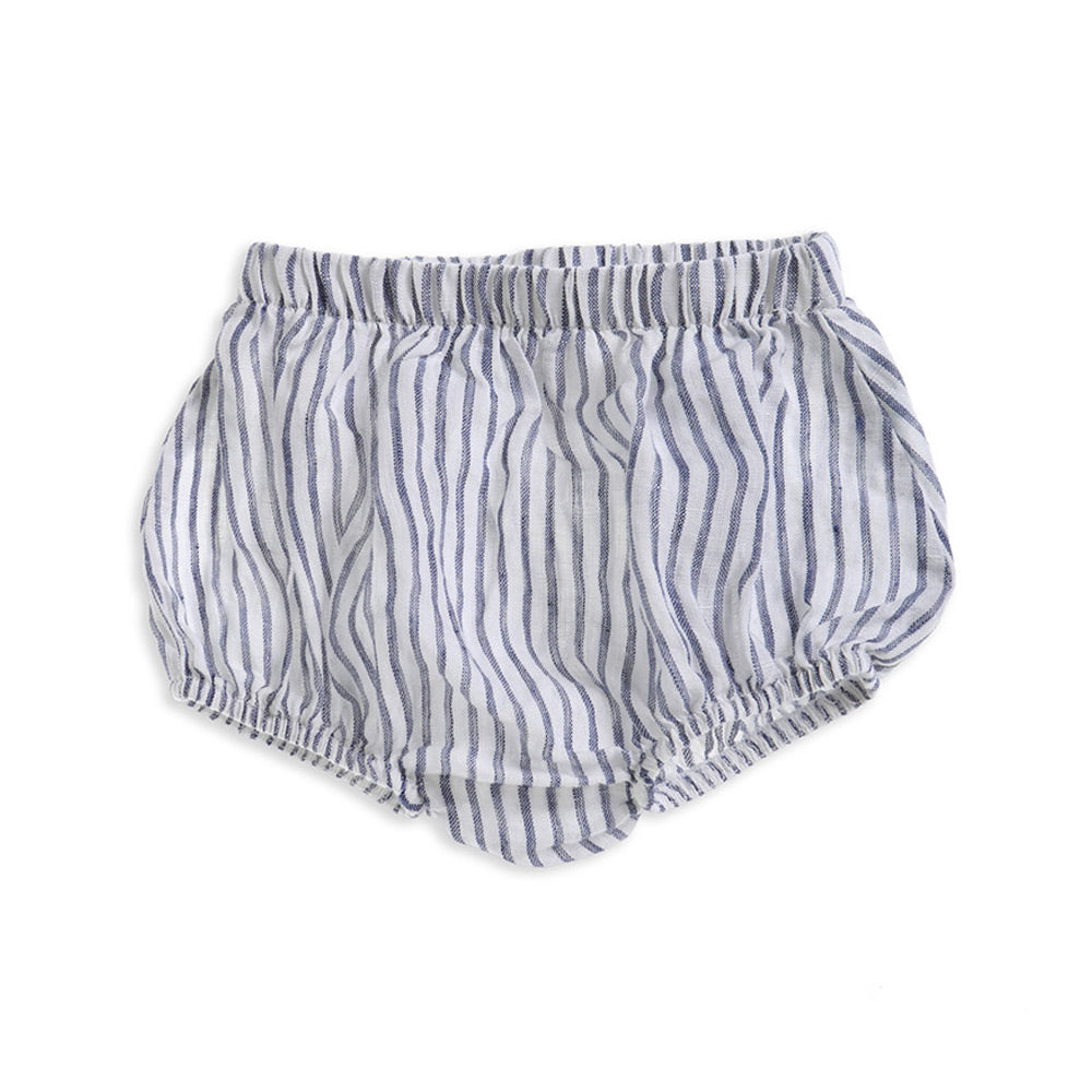 Linen Stripe Bloomers
