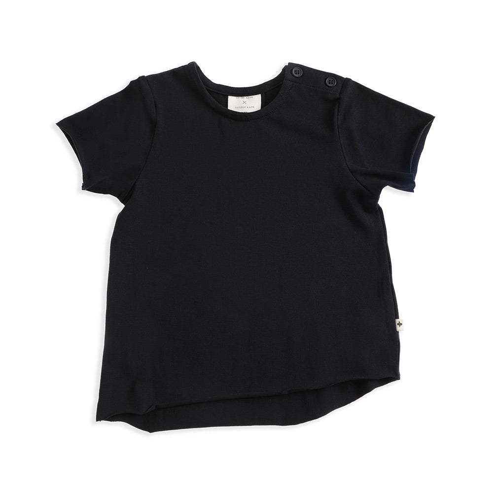 Lindy Rama-Ellis Edgy Tee Black