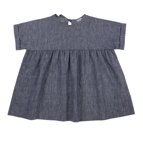 Gigi Terry Towelling Bloomers Melon Stripe