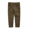 Rookie Jack 5 Pocket Chinos - Army