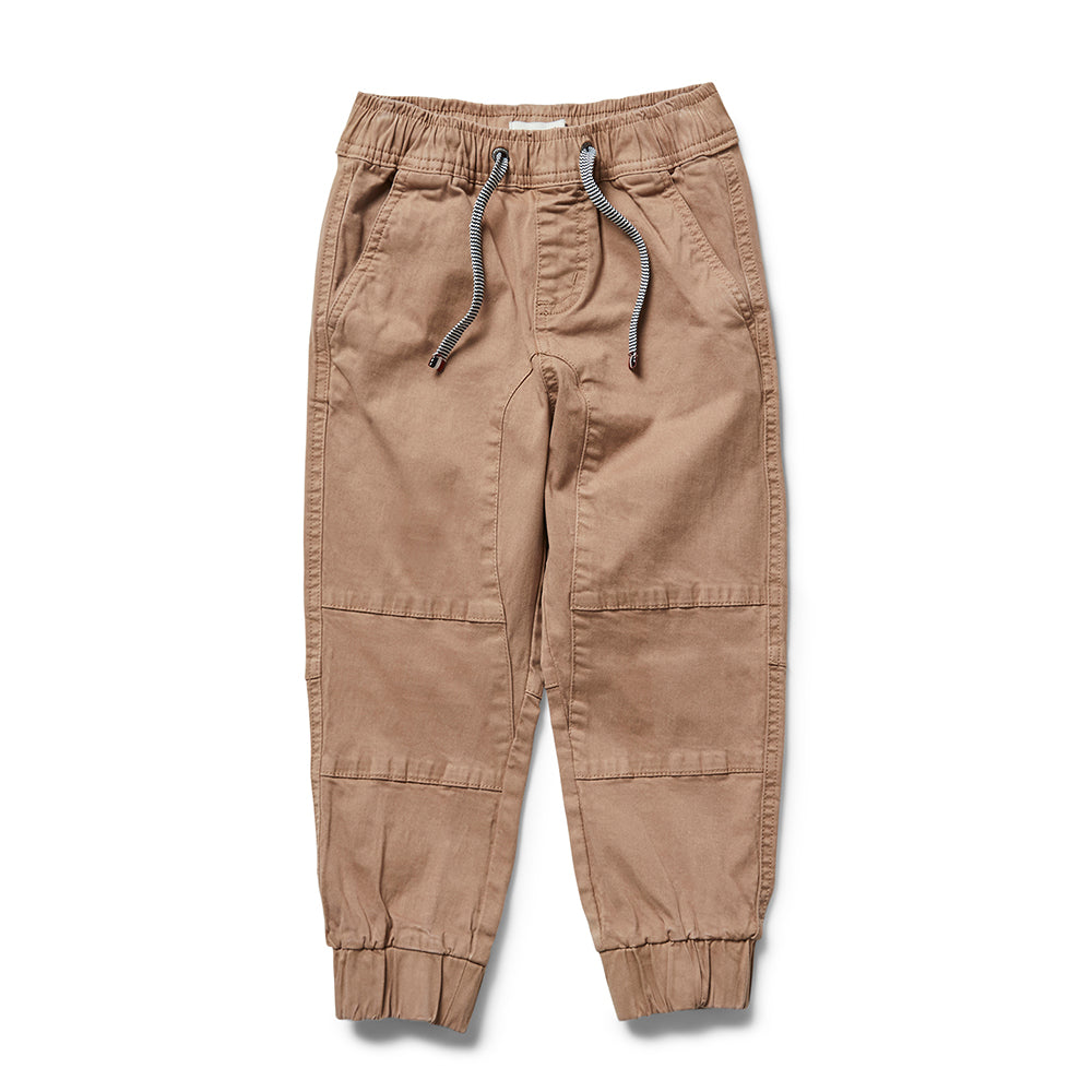 Rookie Jogger Pant - Stone